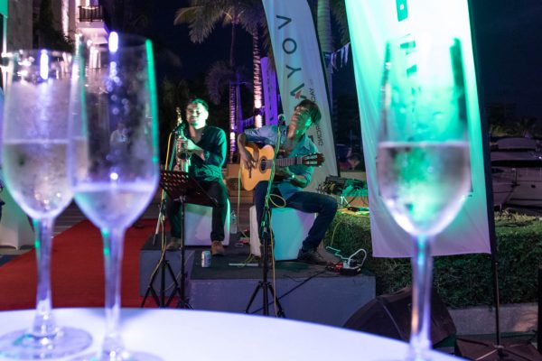 yacht sourcing opening new office party phuket thailand yacht show