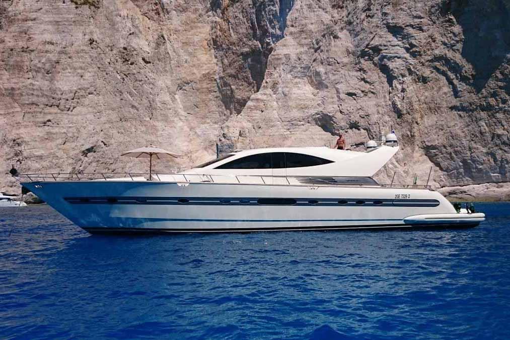 Cerri Cantieri Navali 86′ Flying Sport – 2005