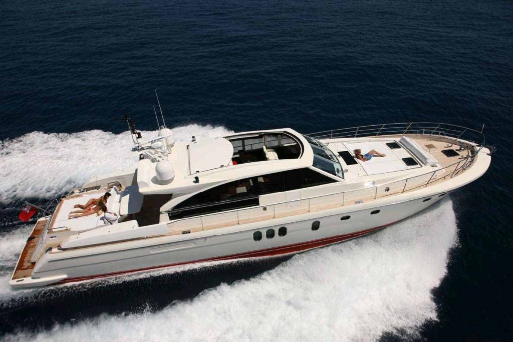 Couach Yachts 70′ – 2008