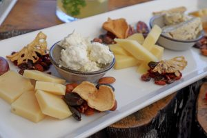 cheese platter snack