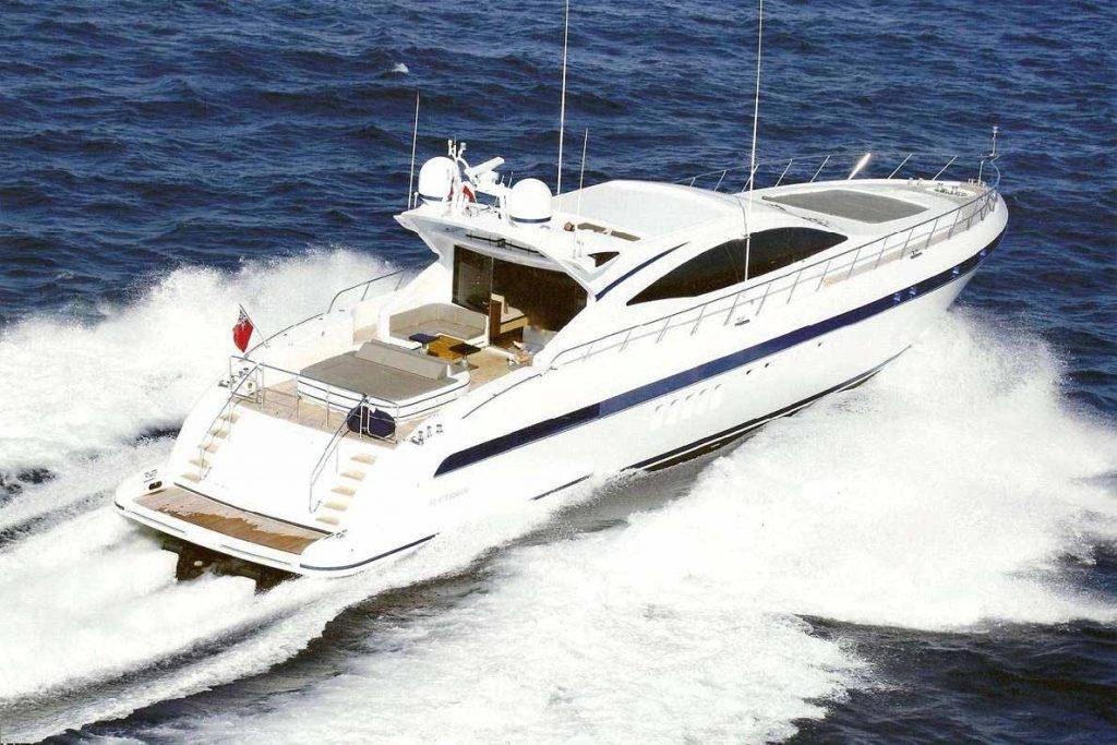 Overmarine Mangusta 92′ – 2008