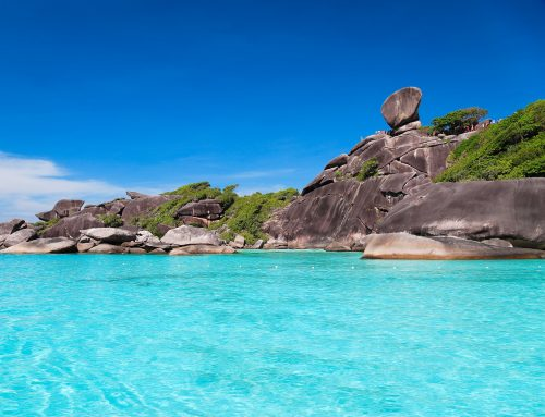 Where Are The Similan Islands | Similan Islands Sailing