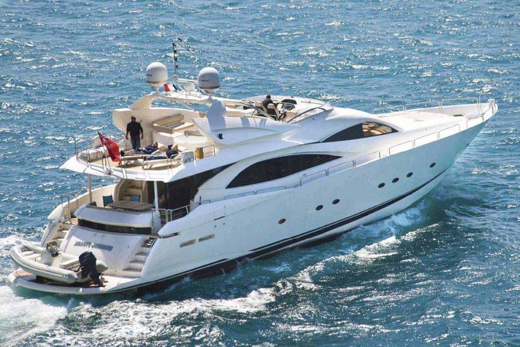 Sunseeker Yacht 94′ – 2002